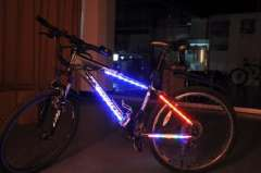 Bicycle Light | Bicycle Decorative lights | Warning Light | Green
