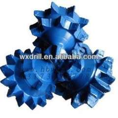 API IADC134 milled tooth diamond drill for oil