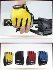 Cycling gloves | Mountain | half finger gloves | cycling short finger gloves | cycling gloves | Male | Authentic | Black