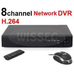 CCTV 8CH H.264 240fps Realtime Recording Standalone DVR Support Phone View
