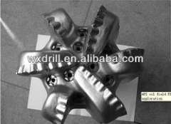 API oil field PDC drilling bit for gas exploration