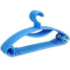 High quality non-slip hanger/rack-belt clip the Rainbow Blues