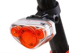 Mountain bike taillight | Highlight bicycle taillights warning light three-dimensional models | Mickey modeling XC-762