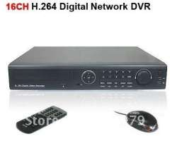 Security 16CH H.264 HDMI Port 480FPS Standalone Recording Network CCTV DVR 16CH Audio and alarm input