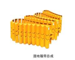 (Shantui) bulldozers accessories SD16L wetland track assembly