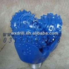 Insert tooth tricone bit IADC code for well drilling