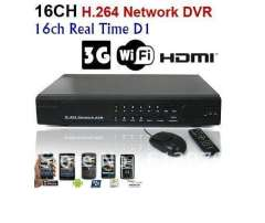 16CH H.264 HDMI Port Surveillance FUll D1 Realtime 3G WIFI CCTV Network DVR Support Mobile Phone View