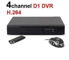 4CH H.264 CCTV Network DVR Real-time Full D1 DVR With mobile phone Surveillance