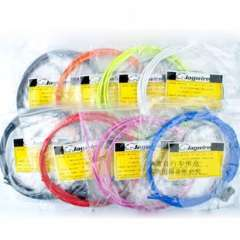 JAGWIRE Jiage color bicycle brake wire | wire tube group mountain bike gear brake line kit | Grey