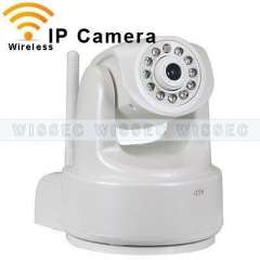 Security CCTV 3.6mm lens 11IR LED D\N Wireless Network IP Camera
