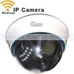Home CCTV 1\5 CMOS 3.6mm 22 Leds Indoor Dome IP Network camera Support Phone View