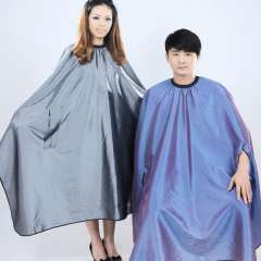 Free shipping Adult hair color hairdressing cloth quality cloth barber cloth