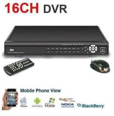 16CH H.264 Surveillance DVR System Security CCTV Net & 3G surveillance Support Mobile phone surveillance