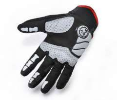 Spakct Sipa off | silicone containing bones paragraph | skeleton riding | Full mittens | long finger | Sports Gloves
