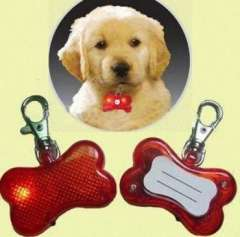 wholesale USA silicone pet id tags with hologram 2012