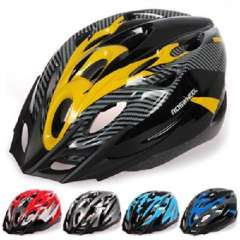 With LED lights bicycle helmet split | mountain bike riding helmet