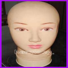 Free shipping Bare-headed mannequin head wig wigs head model wig head model mannequin head bare-headed