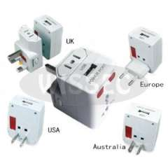 Multi Adapter for using 150 Countries