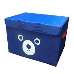 Card show Teddy Bear sorting box storage box
