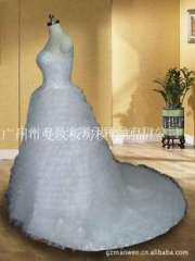 Guangzhou wedding mannequin bust model underwear 75B standard white clothing window props wholesale cloth doll