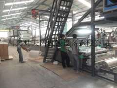 FRP gel coat sheet equipment