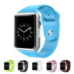 Bluetooth Smart Watch With Camera Sim Slot