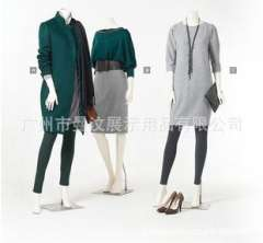 Guangzhou clothing display mannequins | female body without a head sitting Model | Man Wen Bai Gaoguang combination model
