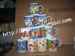 Shandong Zibo Mark Mug | ads Cup decals | glaze ceramic cups | cups and plates | porcelain excellent price