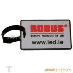 Small manufacturers, wholesale exquisite quality soft PVC | silicone luggage tag, all kinds of colored PVC luggage tag