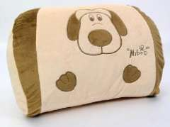 Car house mud dog series comfortable lumbar pillow / cushion (009KT)