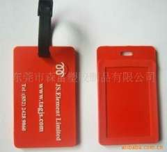 Foreign trade custom models | quality plastic luggage tag | Tags | aviation-specific | Travel tag | wristband containing