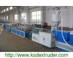 Window Sill Extrusion Machine | Window Sill Production Line