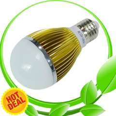 Dimmable and Non-dimmable E27 5W Bulbs Led