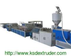 Window Sill Extrusion Line | Window Sill Production Line