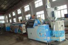 SJ65\50 Three-layer PPR Pipe Production Line