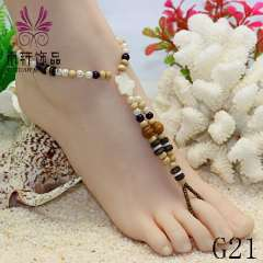 New Design Special handmade fashion anklet jewelry