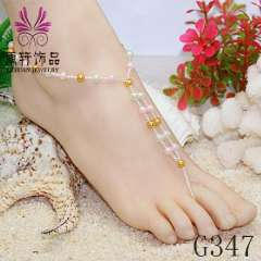 sexy barefoot jewelry, party barefoot, nude sandals jewerly, beach anklet jewelry