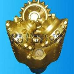 IADC 415 TCI Tricone Bit For Water Well And Oil Field