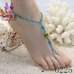 New style fashion beads jewelry, anklet jewelry, sexy beach barefoot