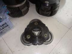 ( Hill redevelopment machine ) excavator parts JCM913 a rotary assembly
