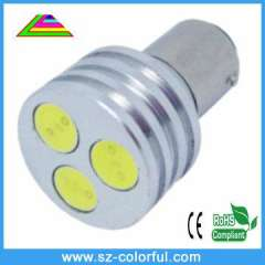 car led 1156 base led auto turning light with CE RoHS