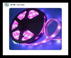 Pink and purple 3528LED flexible light strip | interior decoration with pink and purple soft light | pink and purple lights with flexible