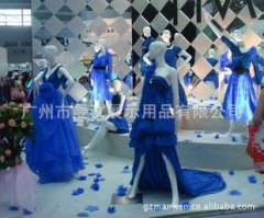 Mannequins female body to send high-grade white glass fiber reinforced base body Guangzhou Model