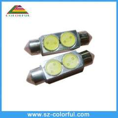 High power Festoon auto light, replace HID led car kits