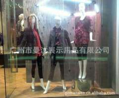 Clothing dummy mannequins female body women white women die highlight / value combination fiberglass model