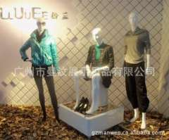 Mannequins female bust ladies dummy body model frame highlights women die Guangzhou Manwen clothing