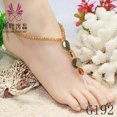 New products anklet jewelry, crystal anklet wholesale, 2013 fashion jewelry