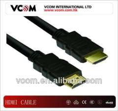 24k Gold 1.4v HDMI Cable
