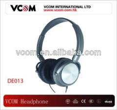 2013 Newest Fashion stereo Headphone of computer