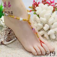 fashion anklets, handmade anklet jewelry, newest anklet jewelry